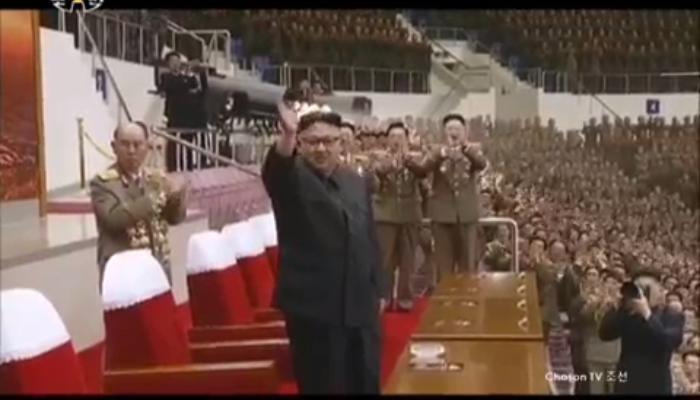 Korea detains U.S. citizen: Media reports