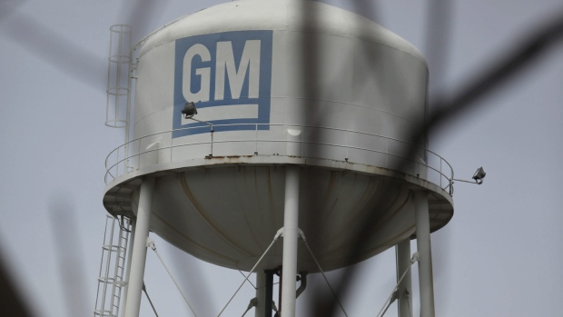 GM halts operations in Venezuela after plant seized