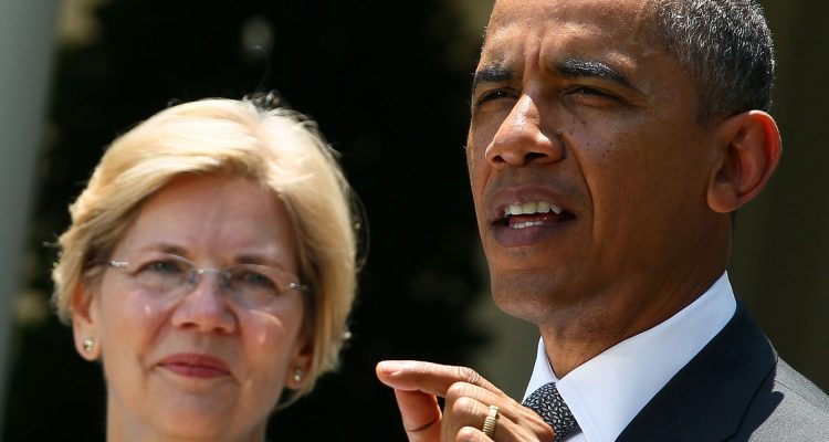 Warren 'Troubled' By Obama's $400000 Wall Street Speaking Fee