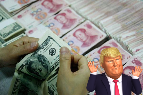 Trade adviser turns on Trump over his China currency U-turn