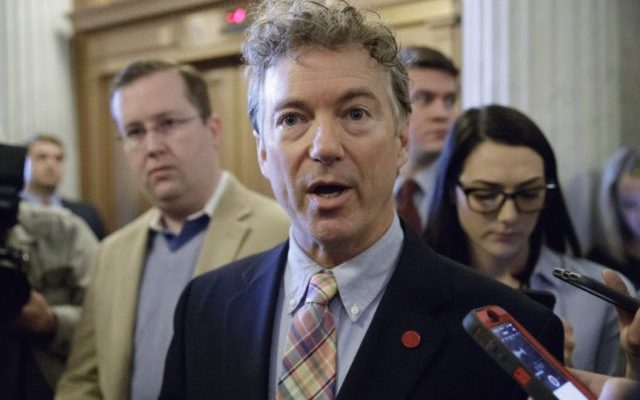 Rand Paul demands to know whether Obama spied on him
