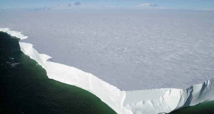 Antarctica Turning Green Because of Climate Change