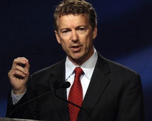 Paul Introduces Resolution Opposing Saudi Arabia Arms Sale