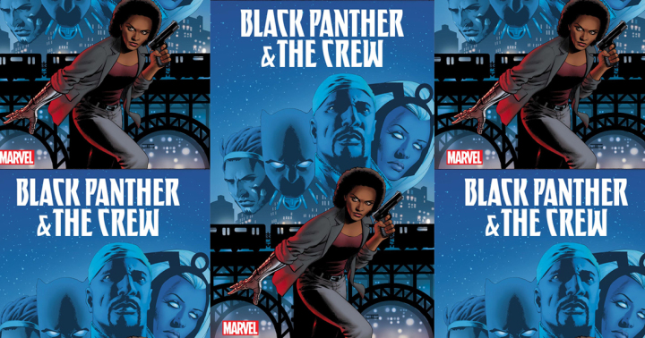Black Panther & The Crew, SJW Comic Cancelled By Marvel After Six Issues