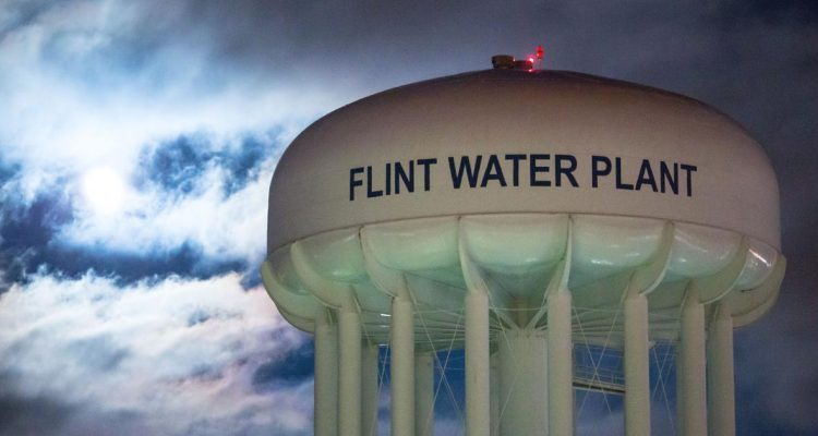 Thousands of Flint residents could lose their homes over unpaid water bills
