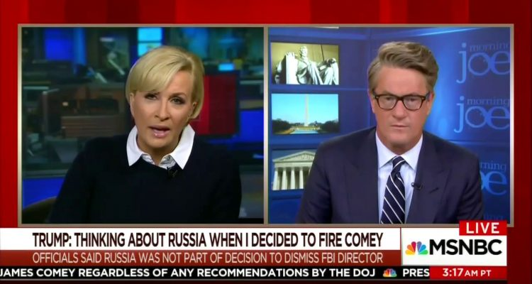 'Morning Joe' host Mika Brzezinski rips CNN over 'politics porn'