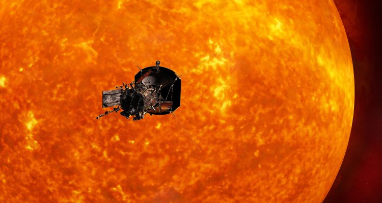 NASA probe to fly into sun's atmosphere