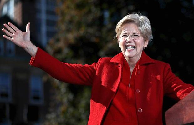 Anti-Elizabeth Warren super PAC aims to 'Deal Her Out'