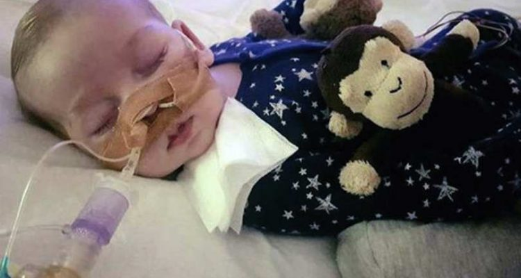Dying baby's parents get second chance