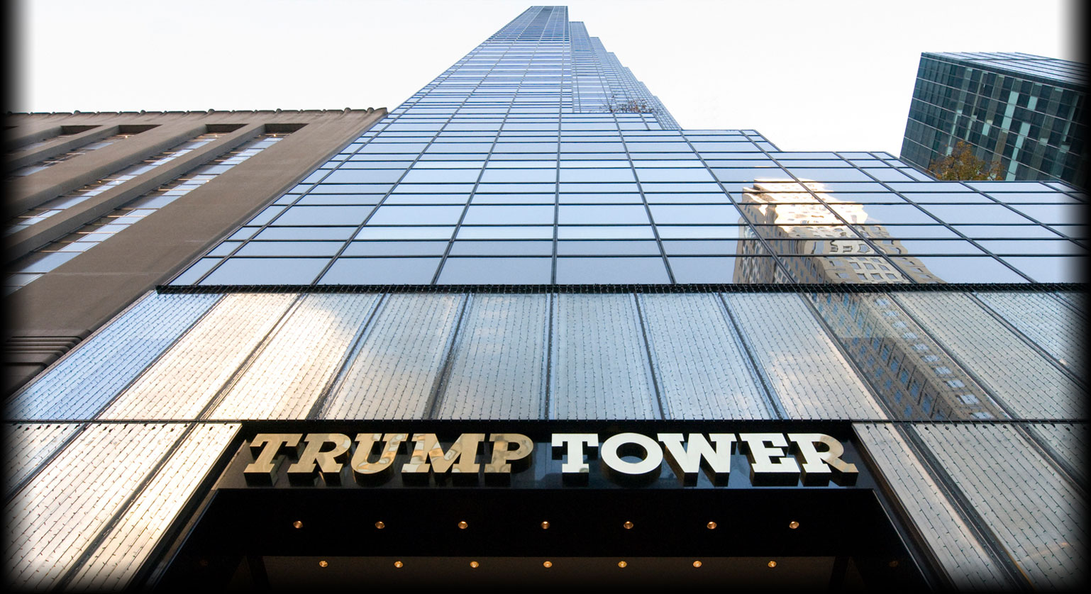 US Military spends $130000 a month for crib in Trump Tower