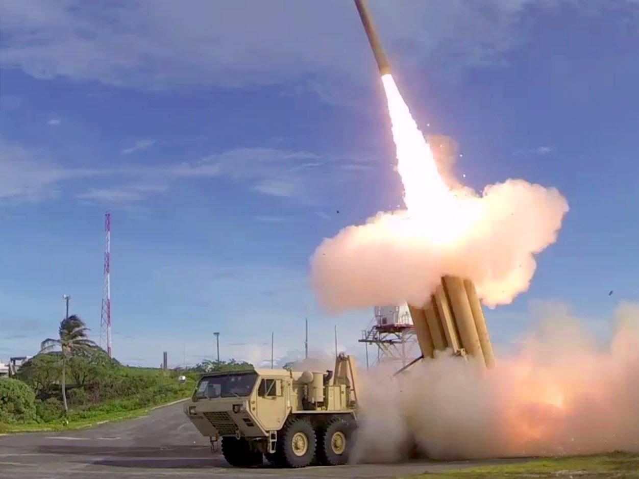 United States successfully tests anti-missile defense system