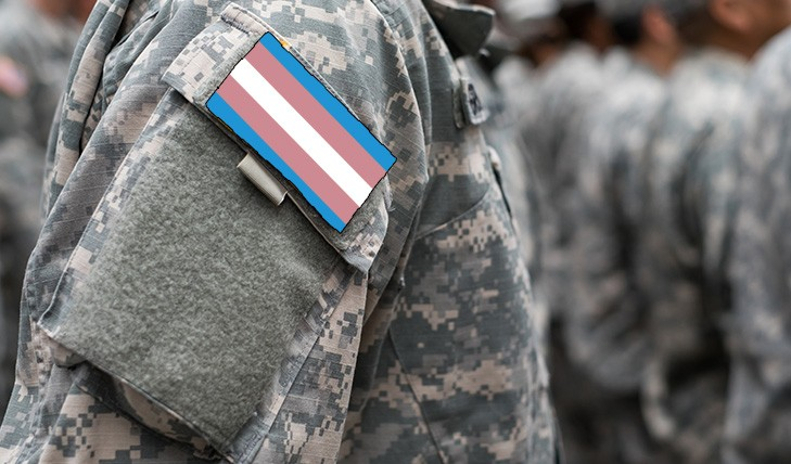 Transgender Service Members Can Re-Enlist While Ban Is Reviewed