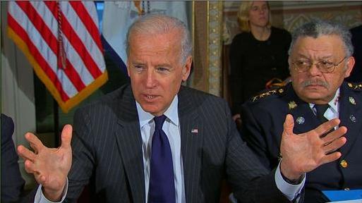"""Joe Biden in 2008: """"If Obama Comes for my Beretta, He's Got a Problem"""""""