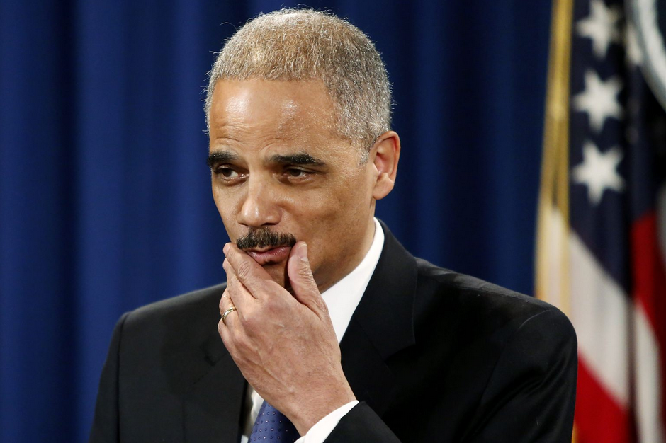*VIDEO* Eric Holder: We must brainwash people about guns