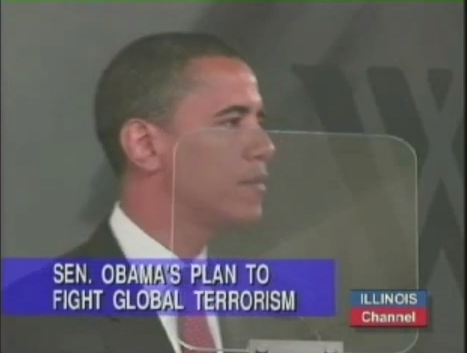 Obama in 2007: No more spying on citizens who are not suspected of a crime