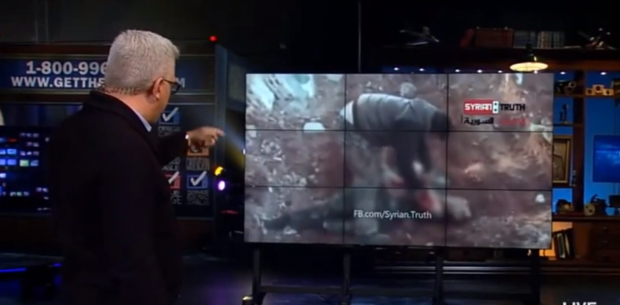 *VIDEO* Glenn Beck: Please don't arm the Syrian rebels!