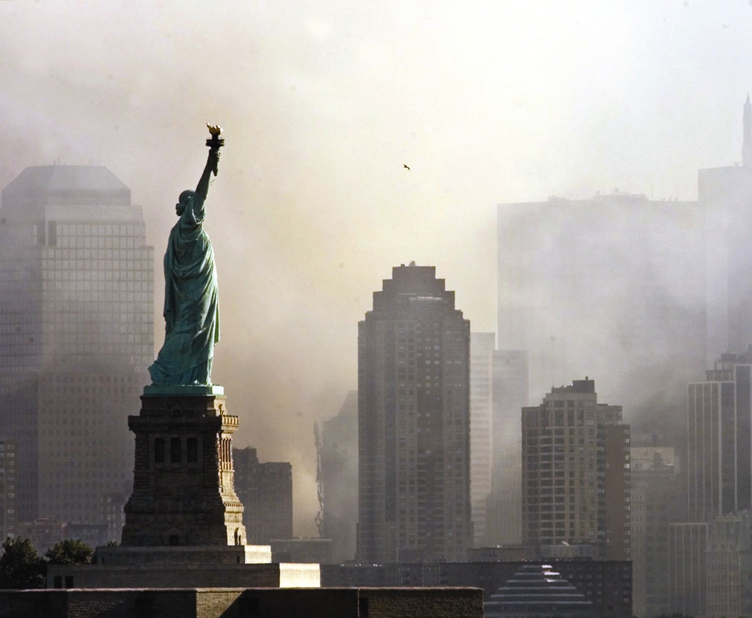 New Unseen Footage Emerges from the 9/11 Attacks