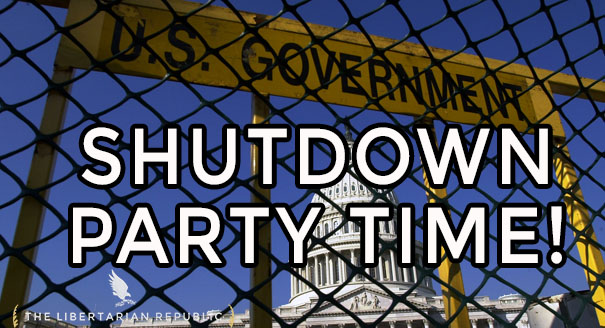 what the u s government shut down Since 1976, when congress began its revised budgeting process, the government has shut down a total of 18 times due to squabbles over the federal budget,.