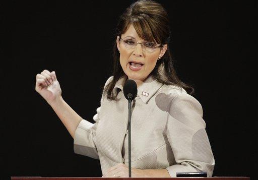 "Sarah Palin to the GOP: ""Woman up!"" Keep fighting Obamacare!"