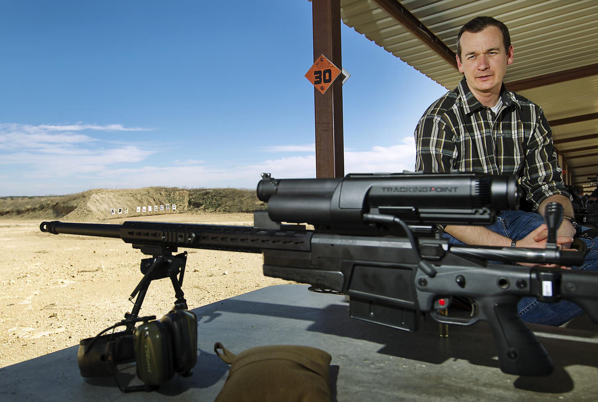 """Guns that Aim Themselves – Meet the """"Robo-Rifle"""""""