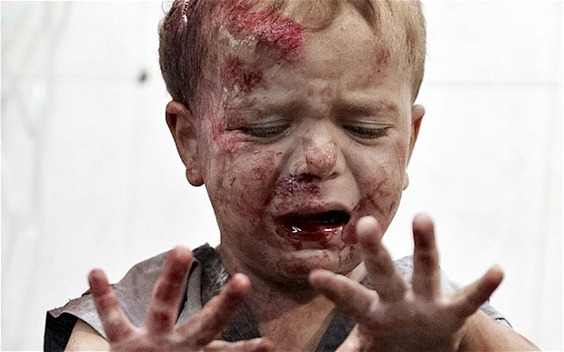 Atrocities of the Syrian Rebels (GRAPHIC, NSFW)