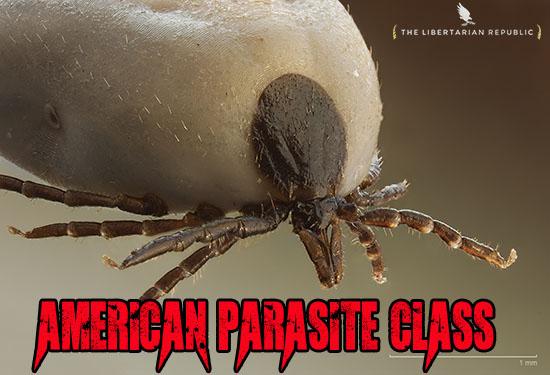 "Meet America's New Aristocracy – ""The Parasite Class"""