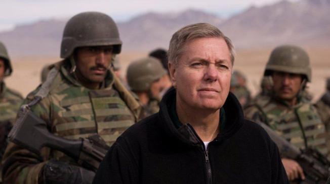 Sen. Lindsey Graham advocating for US to attack Iran