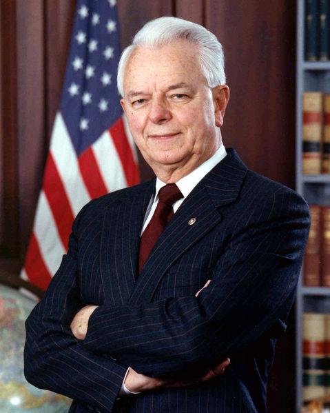 Fmr. Sen. Robert Byrd