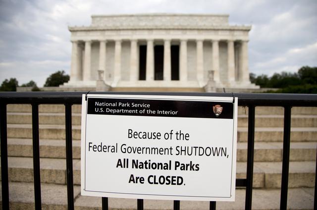Shutdown Debate: Does the GOP get short term pain, long term benefits?  (VIDEO)
