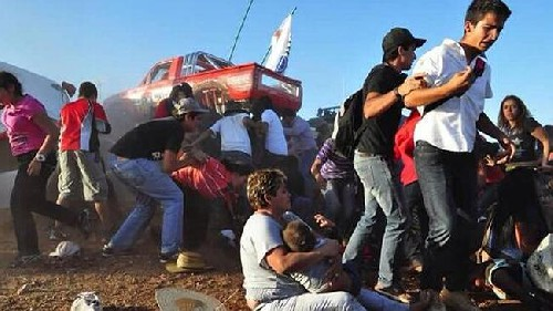 Shocking! Mexican Monster Truck Kills 8, Injures 79! (GRAPHIC, VIDEO)
