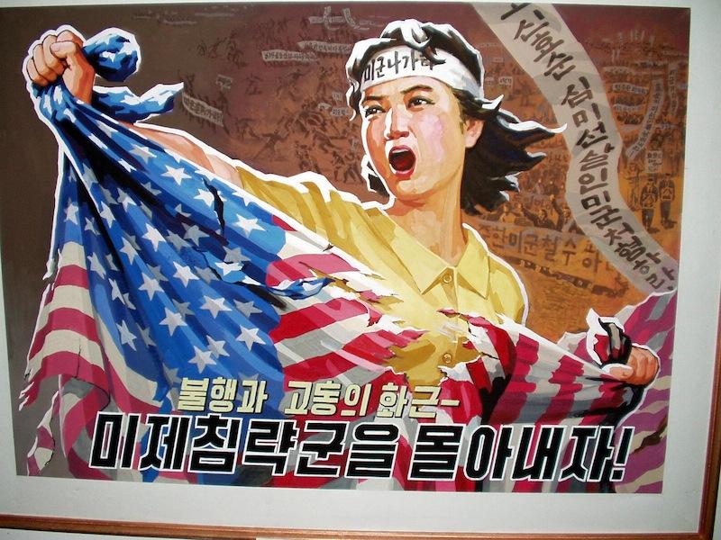Democrats should move to North Korea! It's a socialist paradise!