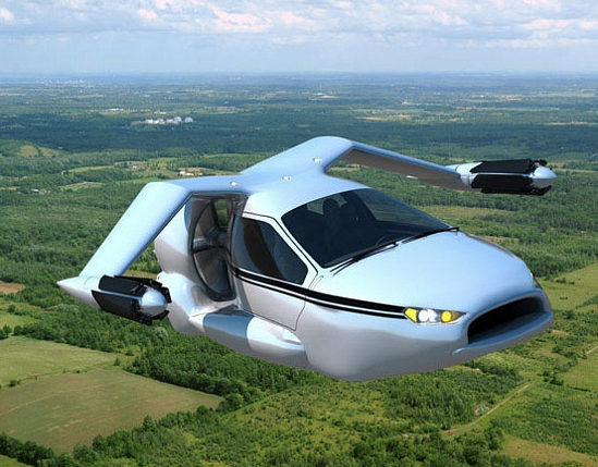 Flying Cars On Track For 2015! (VIDEO)