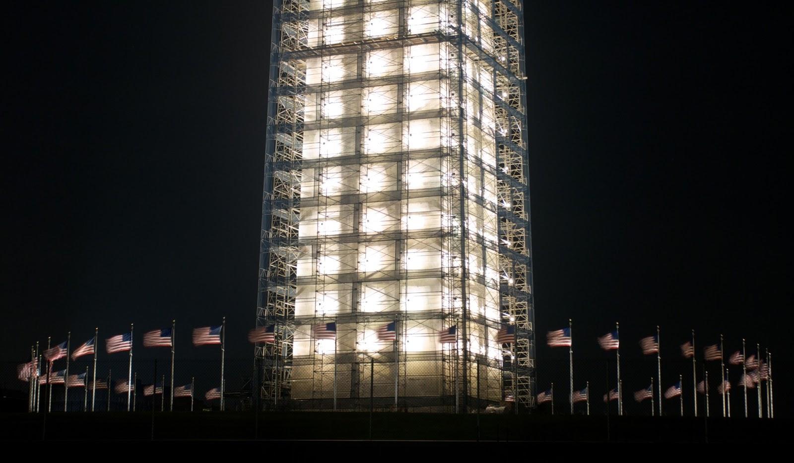 "Government Preparing to Spread ""Washington Monument Syndrome"""
