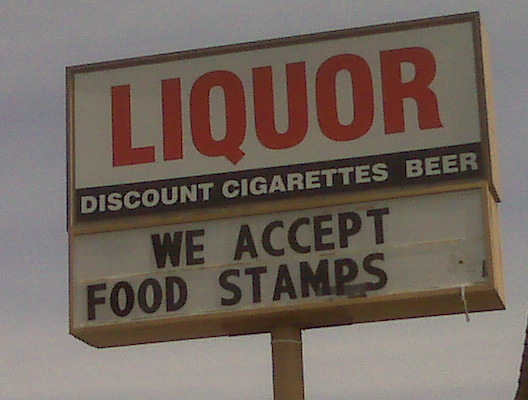 Government Refuses to Disclose Food Stamp Details