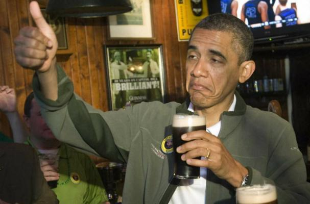 Buzzfeed Explains why D.C. Bartender charges Obama $702 for a beer