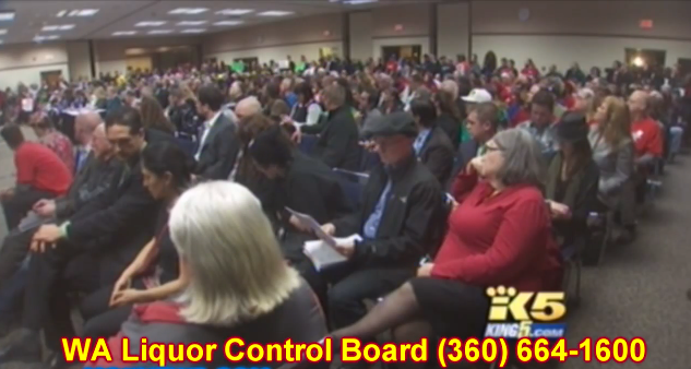 Angry Washington Residents Converge On Town Meeting To Protest Marijuana Tax Schemes (VIDEO)