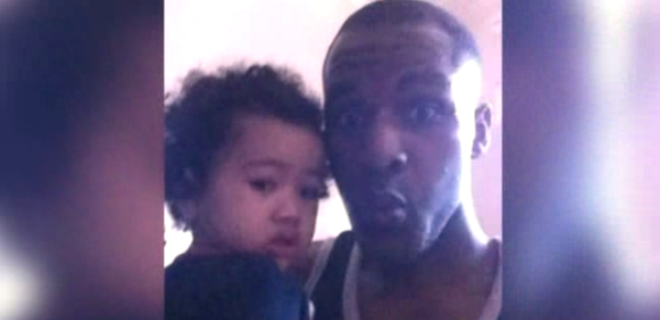 Man Posts Pic Of Baby Daughter Moments Before Killing Her (VIDEO)