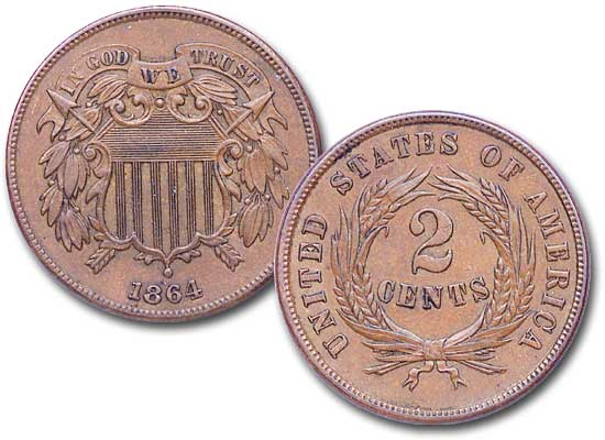 The two-cent piece