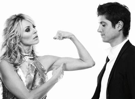 Are men turned off by their partner's success?