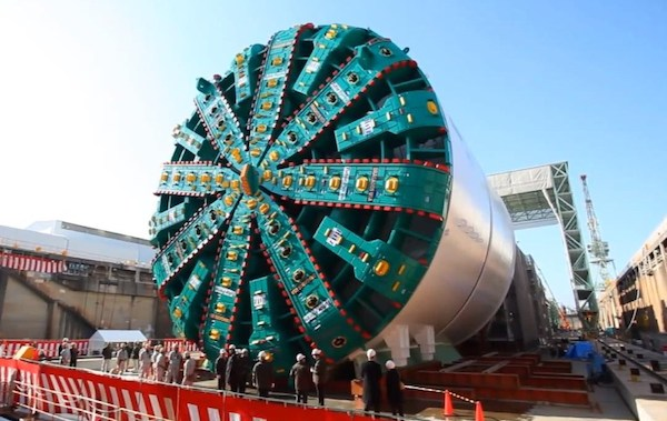 """Mysterious Object Has Stopped Enormous Drill """"Bertha"""" In Seattle (VIDEO)"""