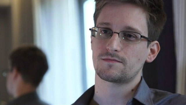 This is a good day for Edward Snowden