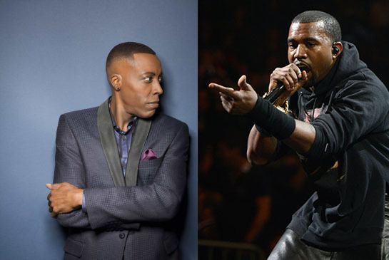 Arsenio Hall Crushes Kanye West's Claims About Racism (VIDEO)