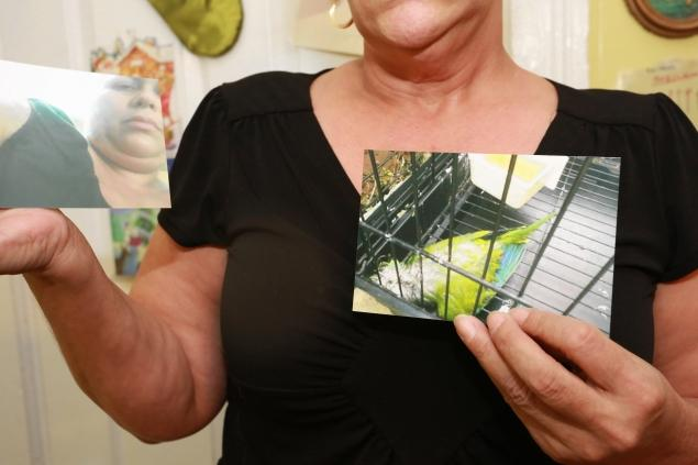 Woman Says Cops Enter Her Home Without Warrant, Stomp Her Parakeet To Death