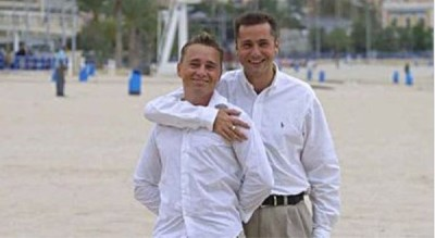 Millionaire gay couple is suing to force a church to hold their wedding