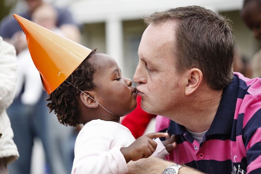 Adopt A Black Kid Com