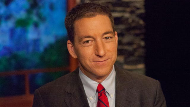 Is The Government Watching You? Check Greenwald's New List To Find Out. (VIDEO)