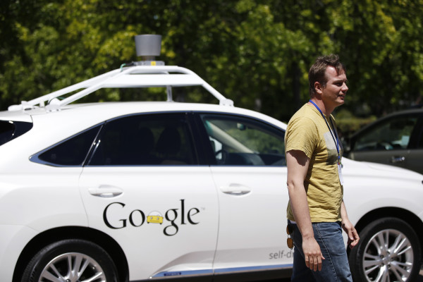 Self-Driving Cars Could Dramatically Cut Law Enforcement Budgets