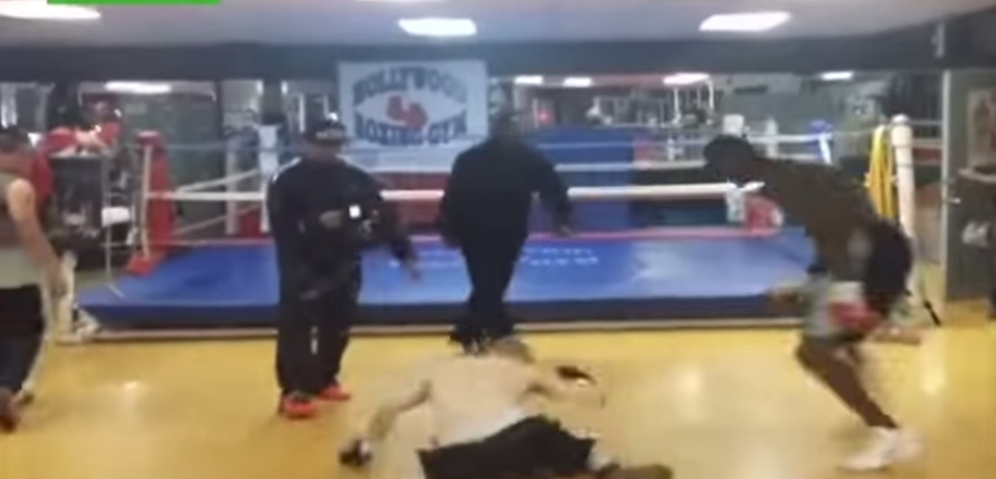 Internet Bully Challenges Pro Boxer To A Fight, Guess What Happened? (VIDEO)
