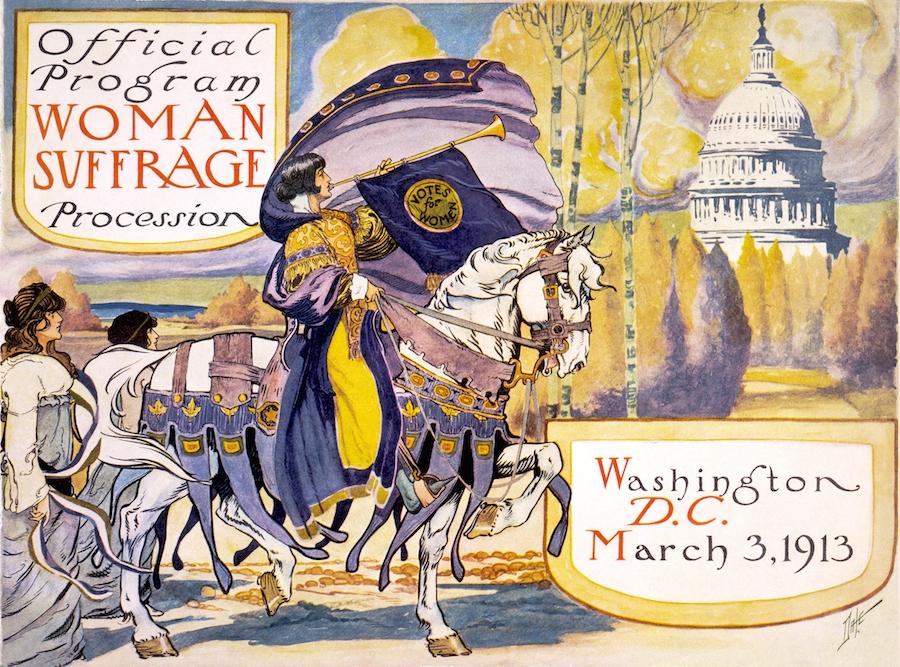 Against Women's Suffrage
