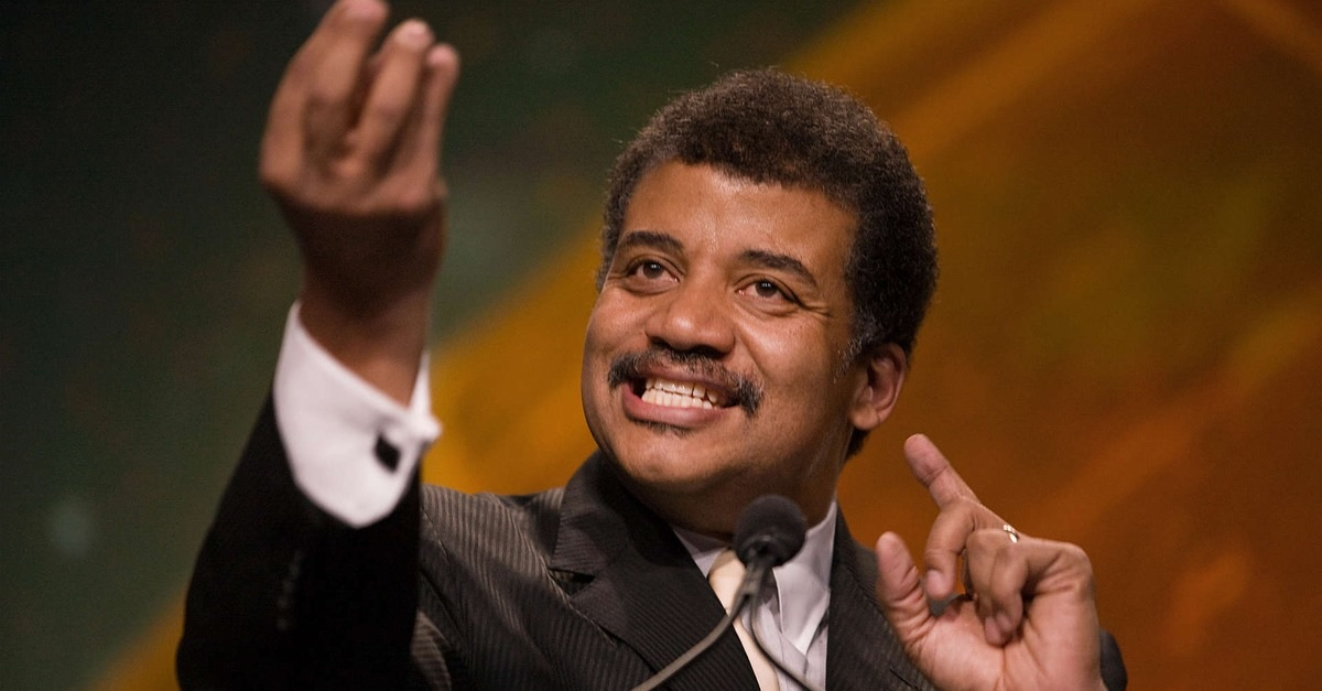 Do White Liberal Nerds Literally Worship Neil deGrasse Tyson? (VIDEO)